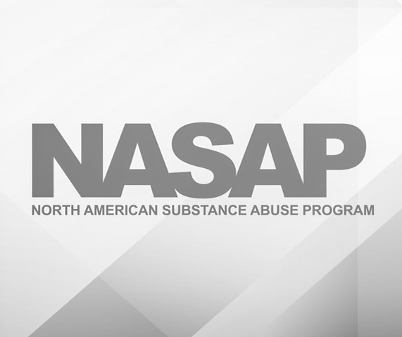 North American Substance Abuse Program (NASAP) Logo